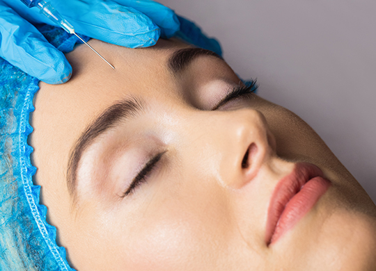 Wrinkle Relaxing Injections by MK18 Medical